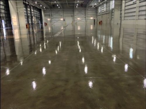 Epoxy Coating for Concrete Flooring by FLORIDA Epoxy LLC