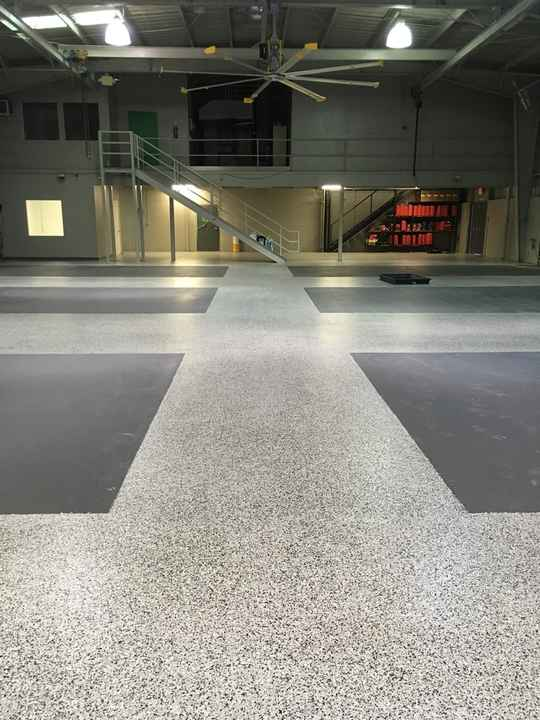 Commercial Epoxy Coatings by FLORIDA Epoxy LLC